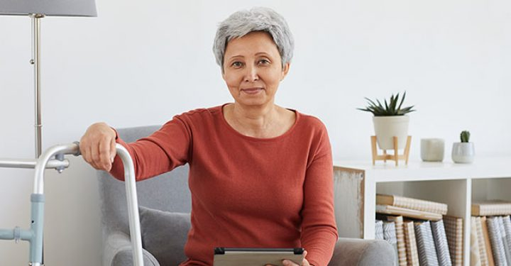 Webinar: Older single women without children – 20 May preview image